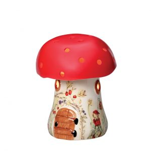 WRTRE Toadstool Lamp Red 1