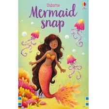 Mermaid Snap Card Game