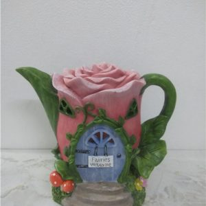 Solar Faerie Tea Pot